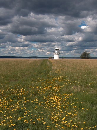 Light House on Visingso, Sweden 2