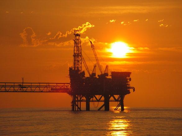 Offshore Gas Platform 1