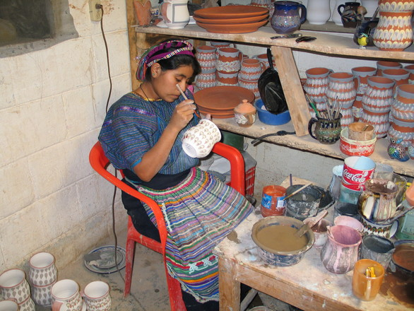 Guatemalan dating traditions