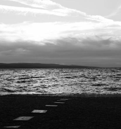 Beach, Baska Voda, Croatia