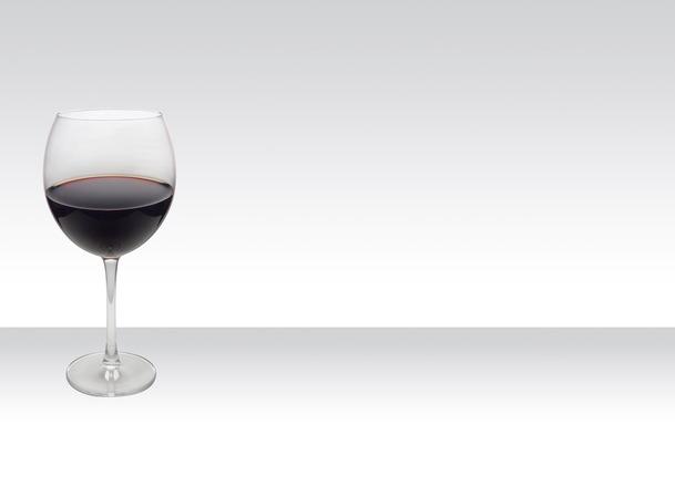 Bicchiere di Chianti
