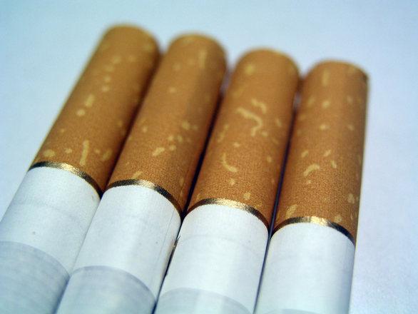 Tupakointi ei ole terveellistä