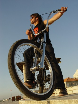 kim bike