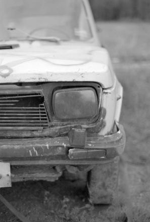 Huoltamaton auto