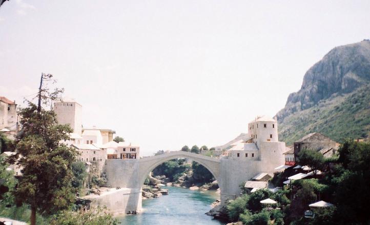 Mostar bridge 2