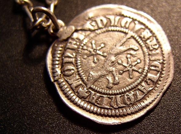 Slavonian denar coin
