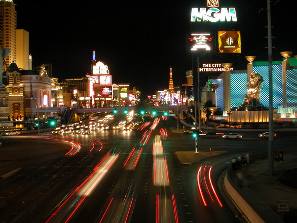 Free Las Vegas Strip Stock Photo