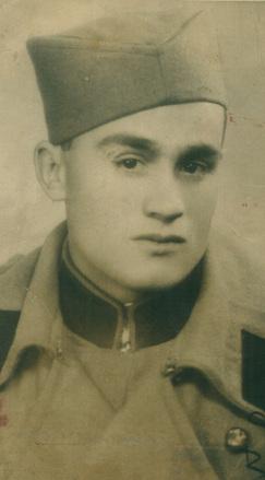 world war soldier