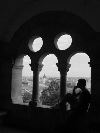 Contemplating Budapest