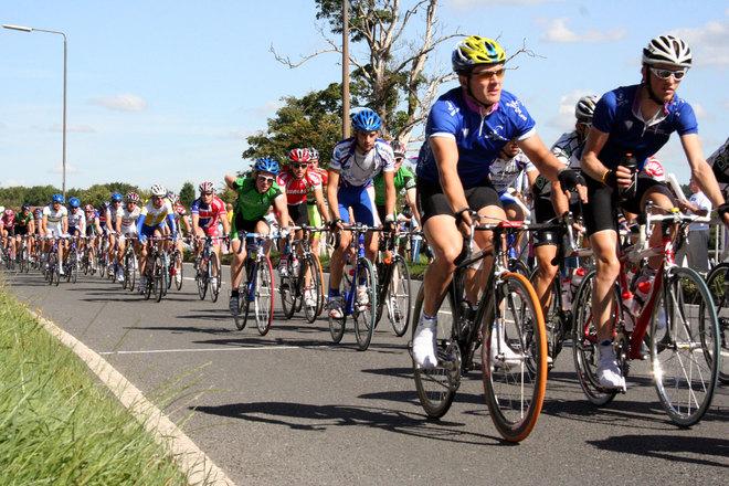 Carrera Ciclista en Inglaterra