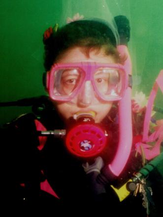 My underwater picture