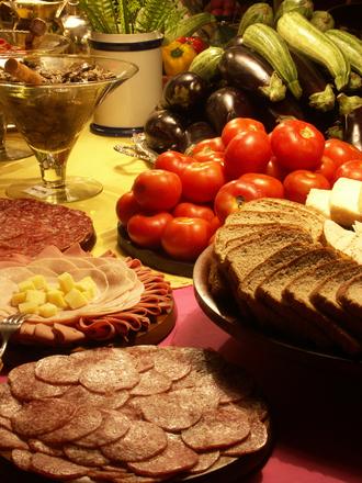Monipuolinen ruokavalio