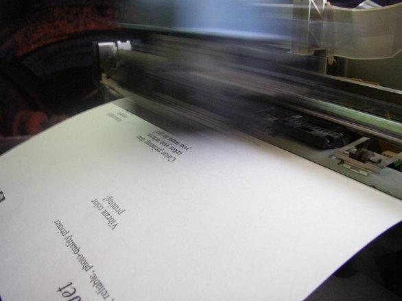 Tulostin