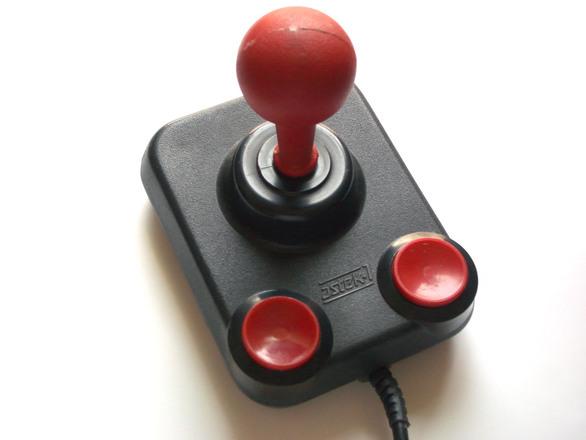Jerk that joystick free