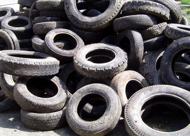 Free old tyres stock photo for Uses for old tyres