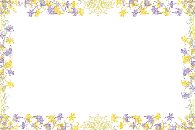 Free Flower Frame or Border Stock Photo - FreeImages.com