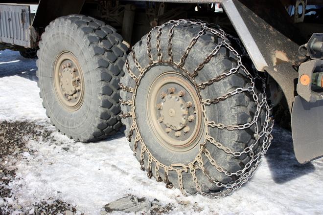 Chain/Snow Tyres