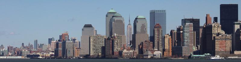 Lower Manhattan Series 4