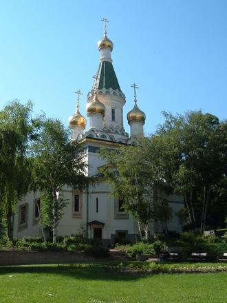 The Russian Church 1