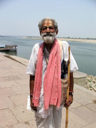 Hindu holy man