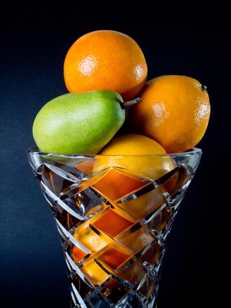 fruits in vase 1