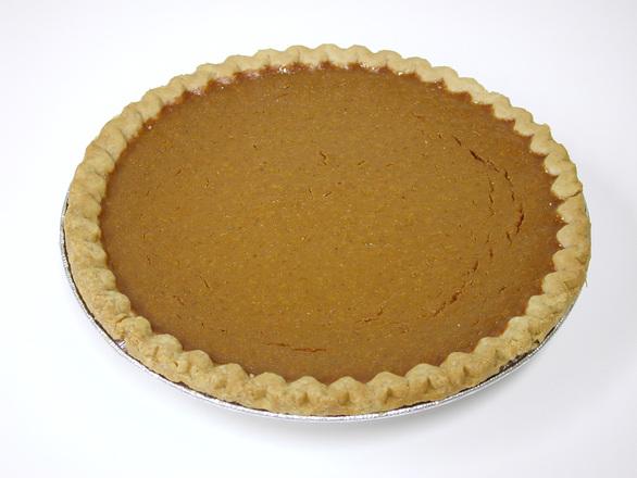 Pumpkin Pie 2