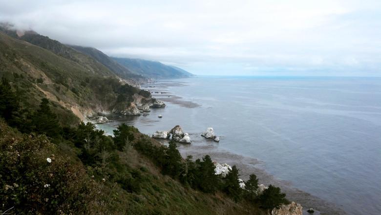 California Coast Line 4