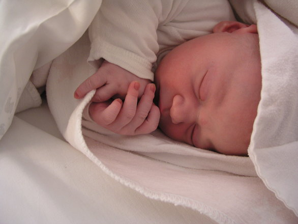Newborn baby 2