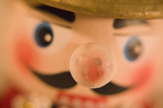 ) Nutcracker- Up Close and Personal 2 (
