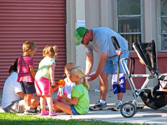 Dad & the Children
