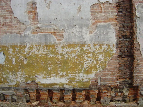 Crumbling Brick Photo File 1532021