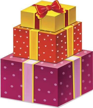 Free gift boxes stock photo freeimages negle Choice Image