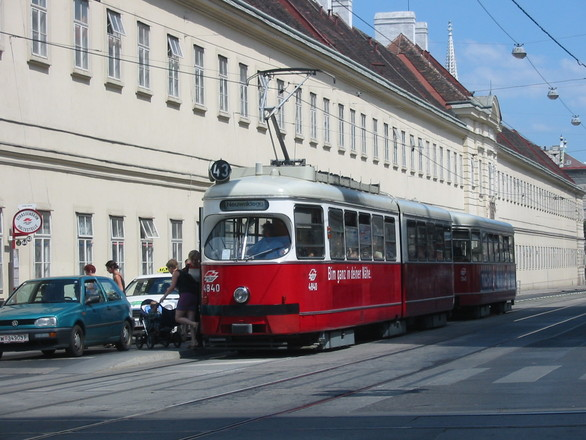 City of Vienna Uses LED Technology