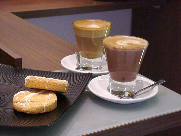 Coffee and Biscuits, photo files, #1475385 - FreeImages.com