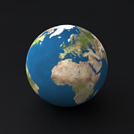 Earth: black Edition