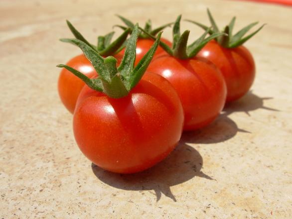 Small Tomatos