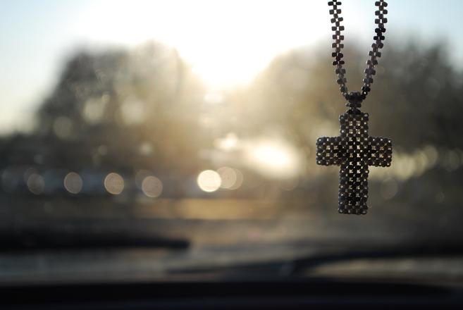 Cross In The Light Of The Sun 3