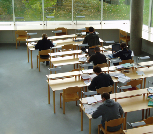 studying 4