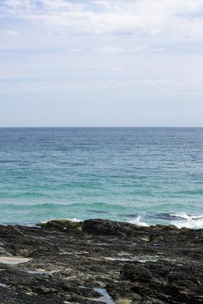 Sky, Ocean & Coastline
