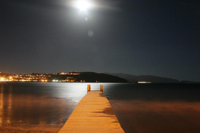 lyall bay pier