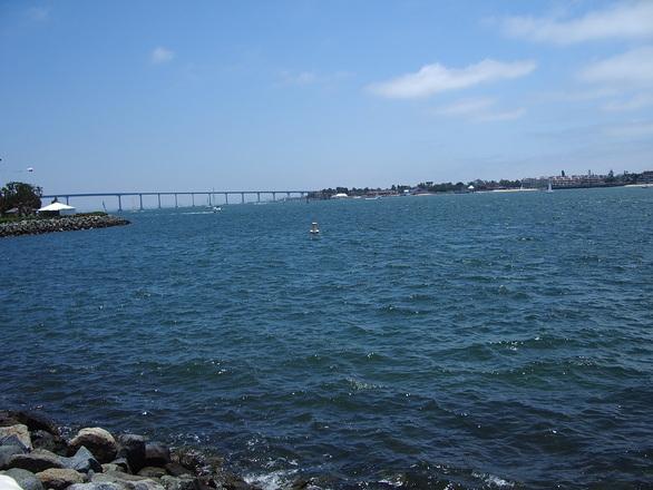 San Diego Coronado Bridge 1