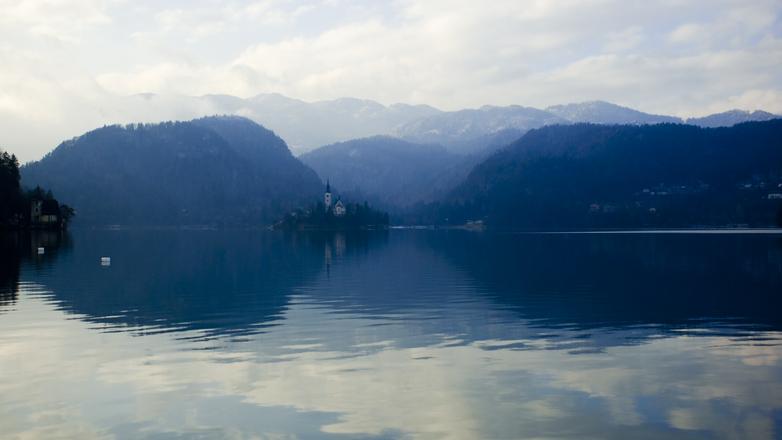 Lake Bled, Slovenija Collection