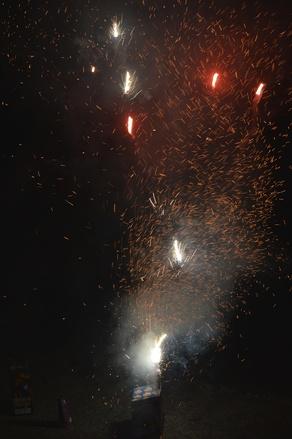 Red Sparks