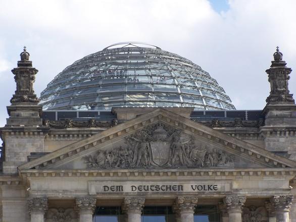 Berlin Reichstag Glaskuppel