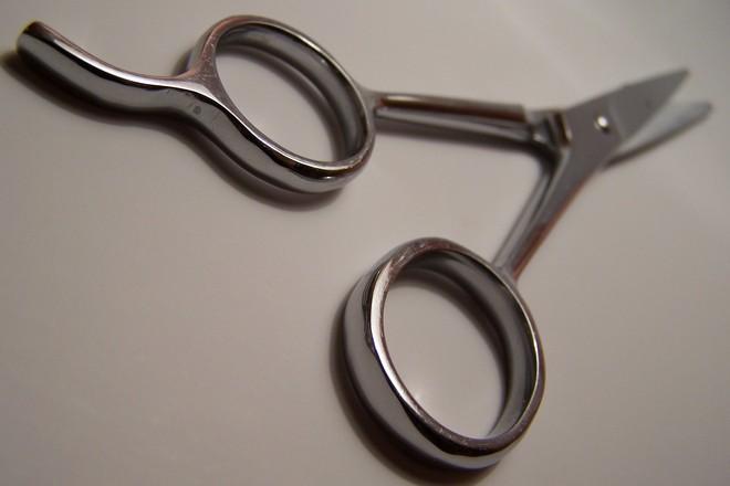 Hair dresser scissors