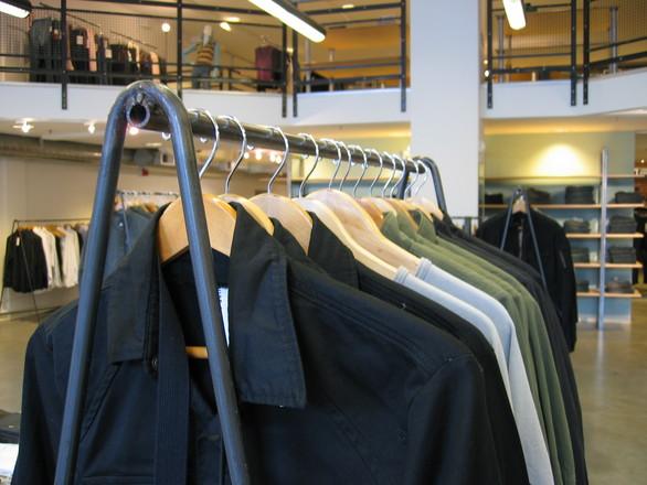 clothing racks 3