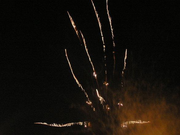 Skeleton Hand Fireworks 5