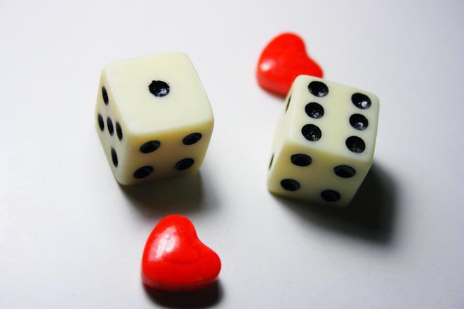 online love dice