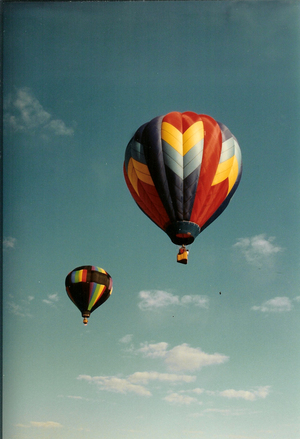 up up and away 2