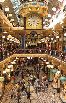 QVB Mall